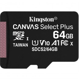 micro-SD Kingston SDCS2